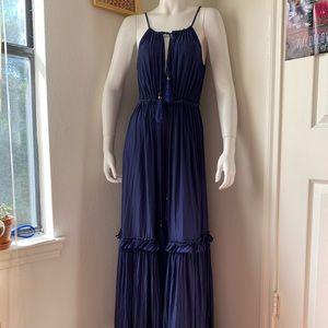 Calypso St. Barths Sleeveless Maxi Dress